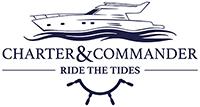 Charter & Commander Logo